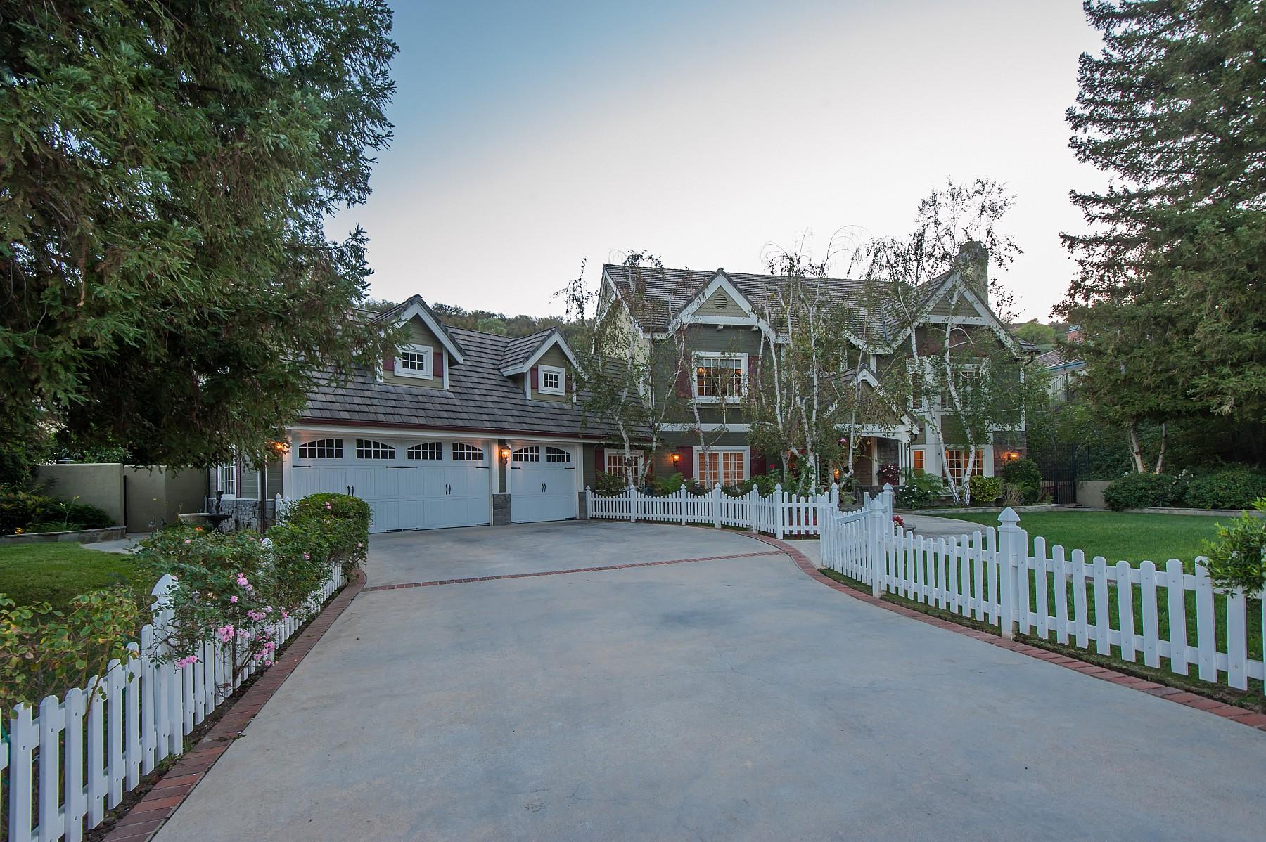29324 Wagon Road, Agoura Hills, CA 91301