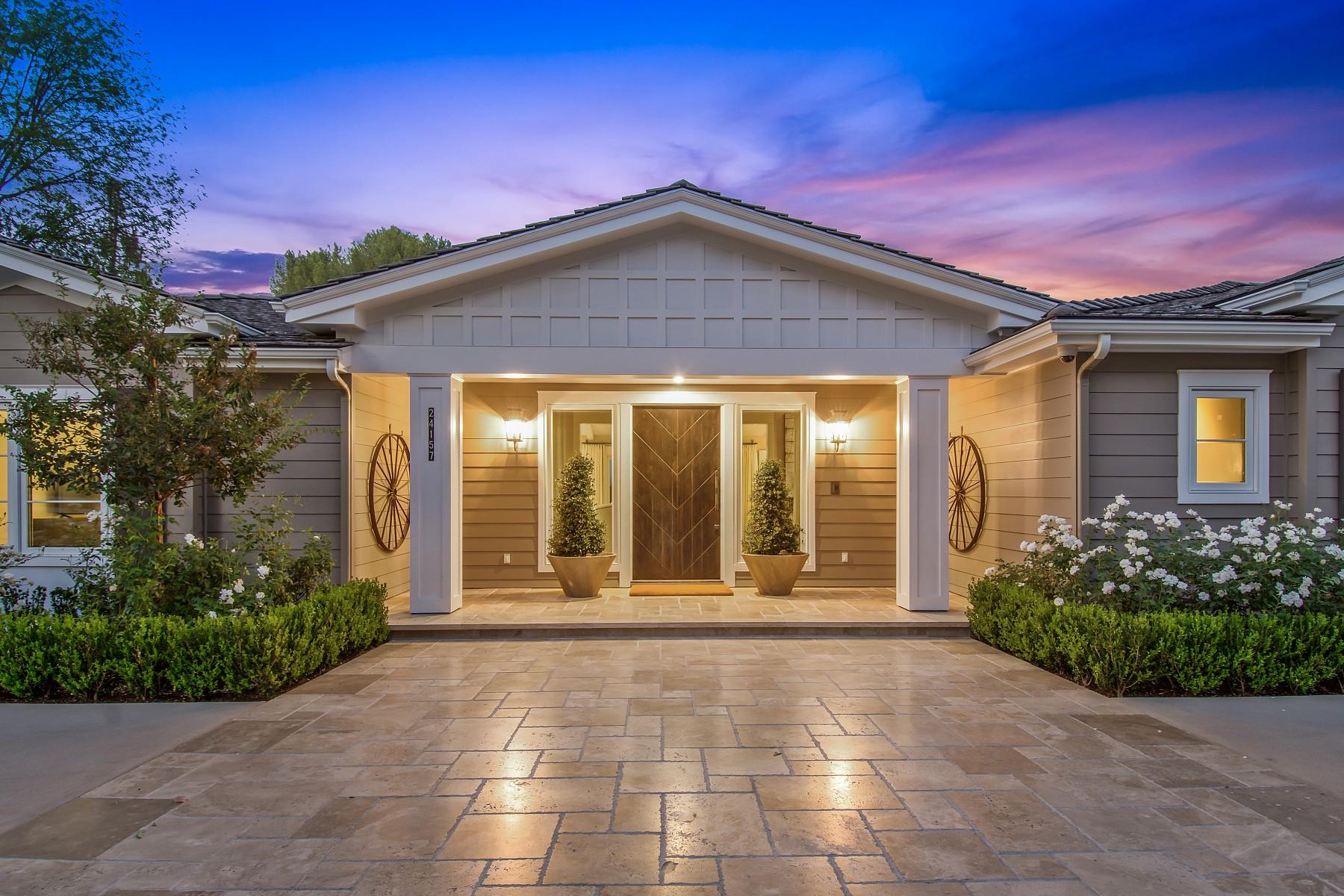 24157 Lupin Hill Road, Hidden Hills, CA 91302