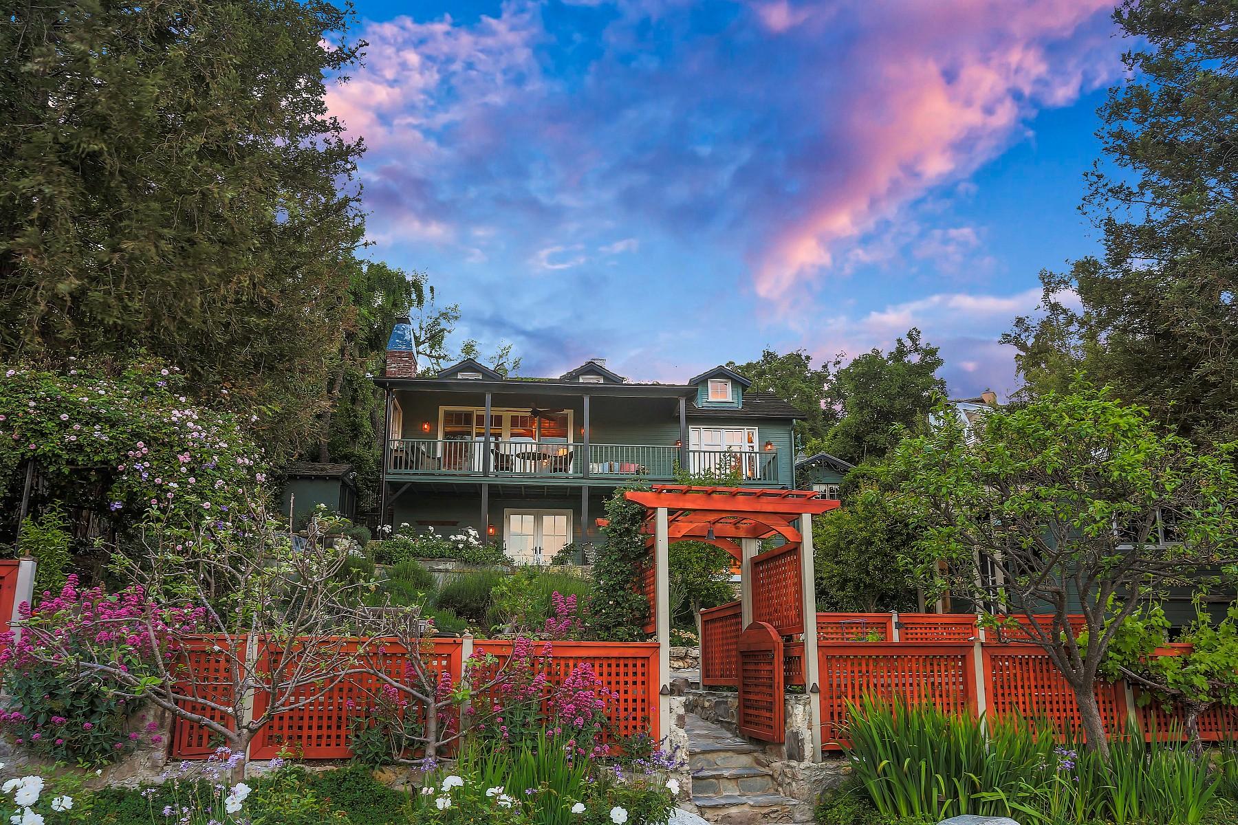 320 David Lane, Lake Sherwood, CA 91361
