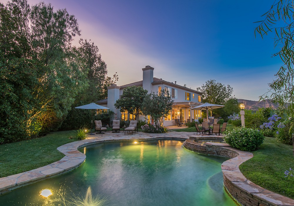 3910 Leighton Point Road, Calabasas, CA 91301
