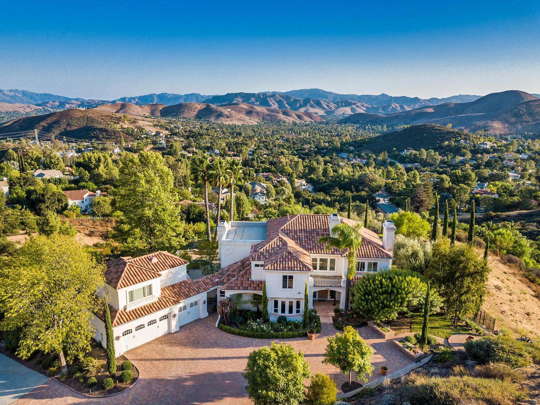 1958 Smokey Ridge, Westlake Village, CA 91362