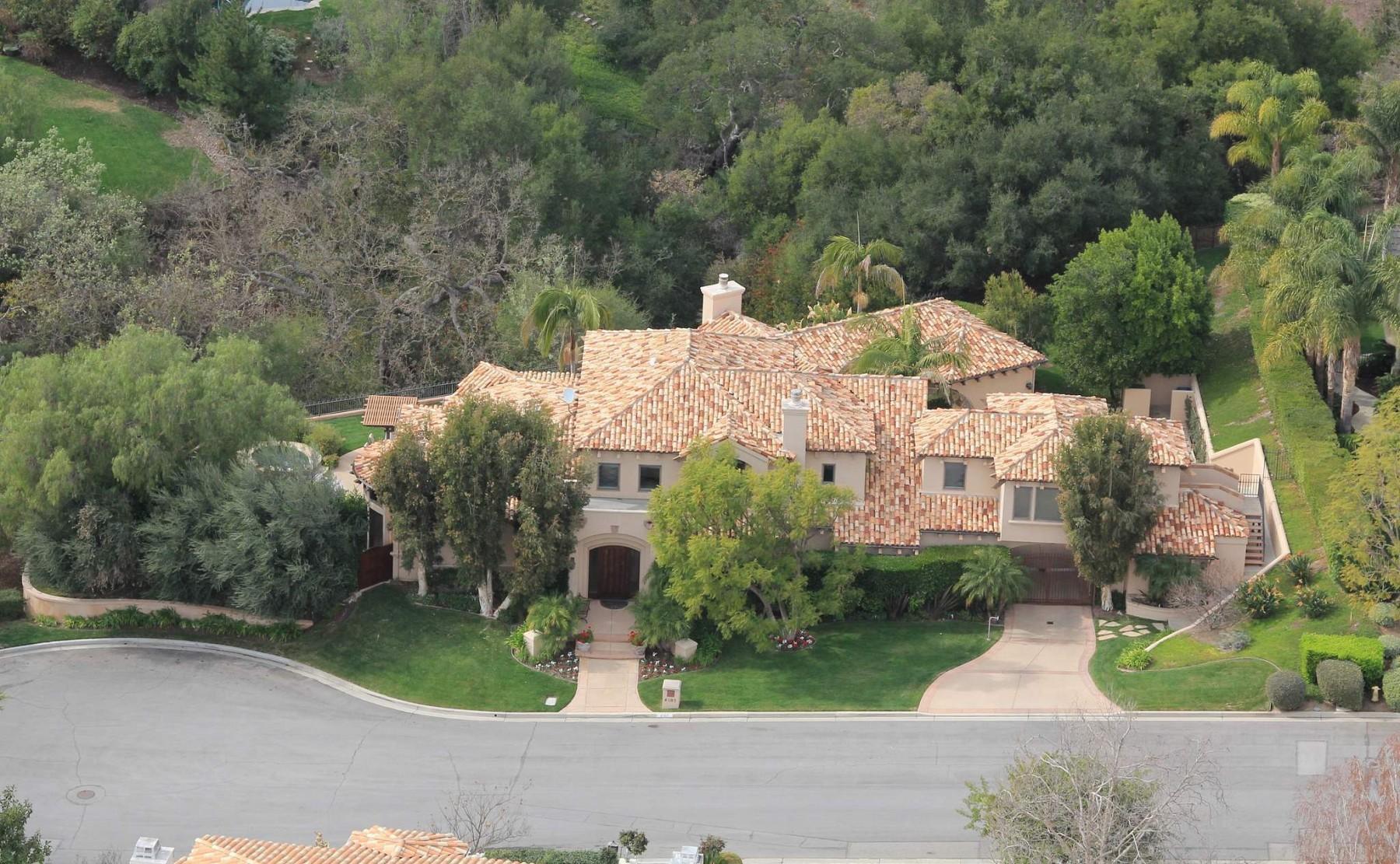 4107 Oak Place Drive, Westlake Village, CA 91362
